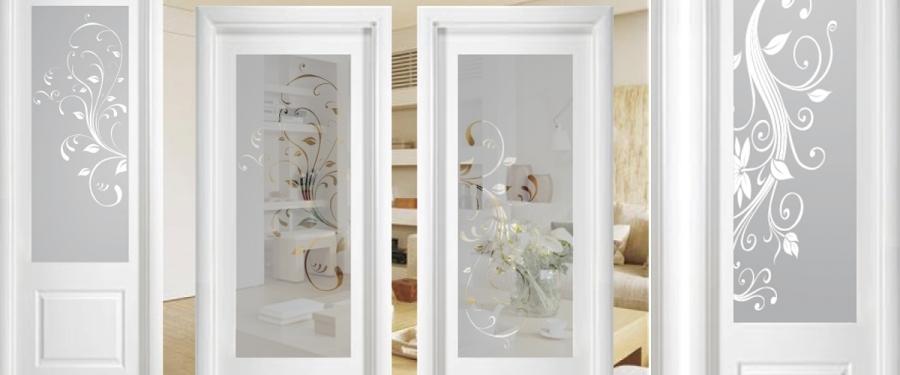 Cristales para puertas cristaler a el sol salamanca - Cristales puertas interiores ...